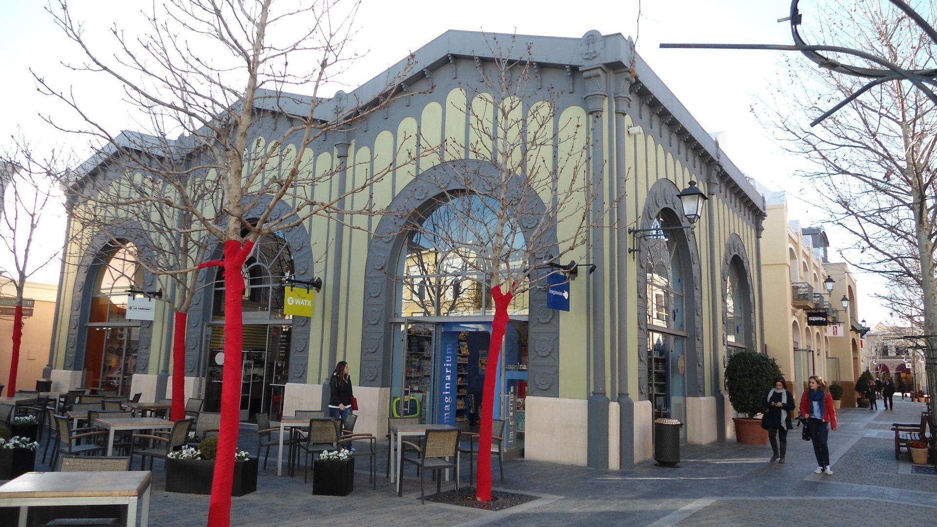 Arquitectura locales comerciales