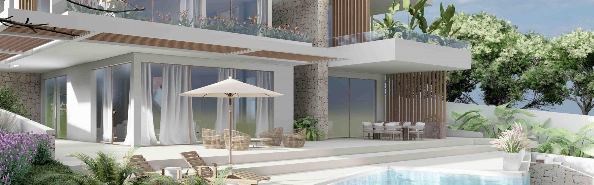 Estudio de arquitectura en Mallorca
