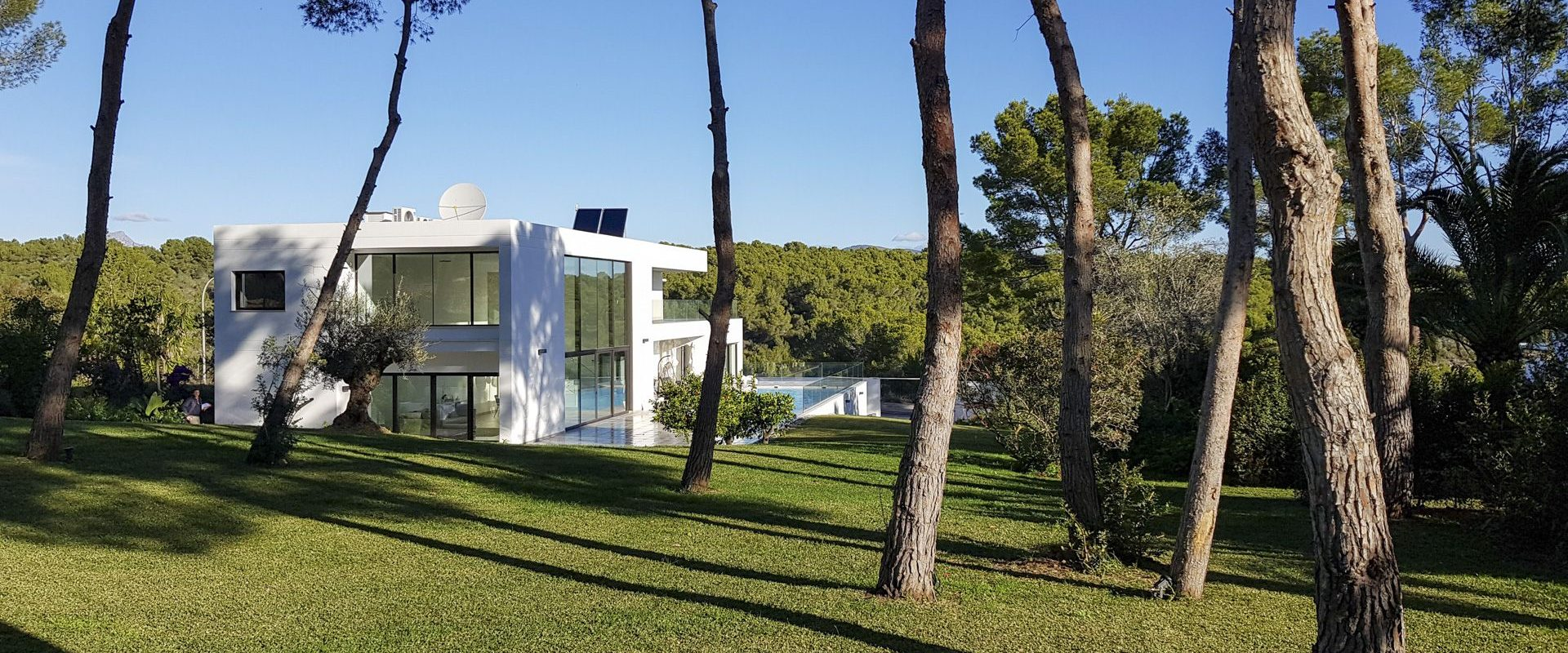 Estudio de arquitectura Mallorca